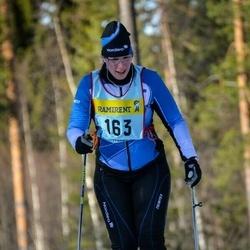 Skiing 90 km - Sonja Eriksson (1635)