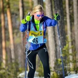 Skiing 90 km - Charlotte Wihman (465)
