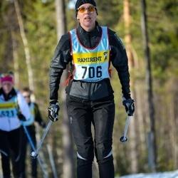 Skiing 90 km - Lena Wepplinger (7065)