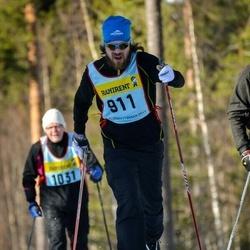 Skiing 90 km - Per-Olof Sundqvist (9115)