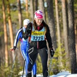 Skiing 90 km - Jennie Schärström (12795)