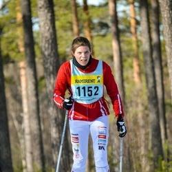 Skiing 90 km - Linnea Wiklund (11525)