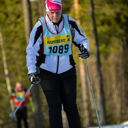 Skiing 90 km - Eva Hellstrand (10895)