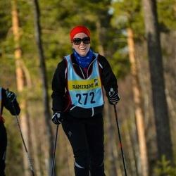 Skiing 90 km - Celilie Löwing (2725)