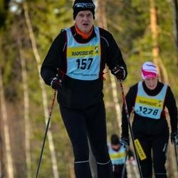 Skiing 90 km - Joakim Persson (1575)
