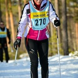 Skiing 90 km - Helena Opolzerova (2705)