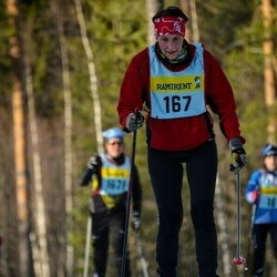 Skiing 90 km - Ida Höglund (1675)