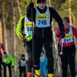 Skiing 90 km - Marcus Linder (7485)
