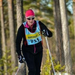 Skiing 90 km - Ann Danielsson (7115)