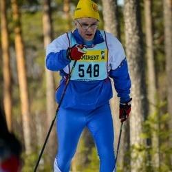 Skiing 90 km - Arne Nygren (5485)