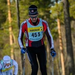 Skiing 90 km - Johan Östblom (4535)