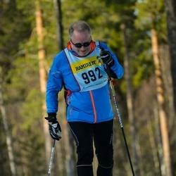 Skiing 90 km - Nils Engström (9925)