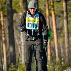 Skiing 90 km - Sven-Åge Carlsen (10165)