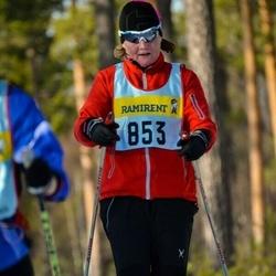 Skiing 90 km - Catharina Grufman (8535)