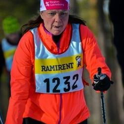 Skiing 90 km - Agneta Sundstrand Nygren (12325)