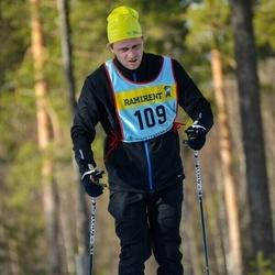 Skiing 90 km - Joel Misiak (1095)