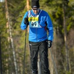 Skiing 90 km - Anders Jenegård (845)