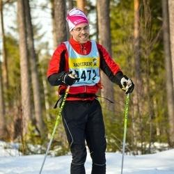 Skiing 90 km - Anders Uddevik (14725)