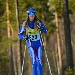 Skiing 90 km - Elise Ramberger (8205)