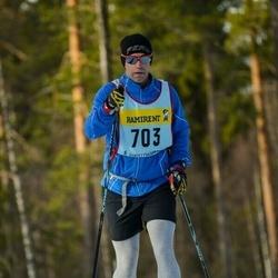 Skiing 90 km - Jerker Lindbom (7035)