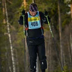 Skiing 90 km - Anders Höjer (4065)