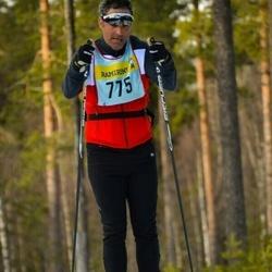 Skiing 90 km - Stefan Jonneryd (7755)