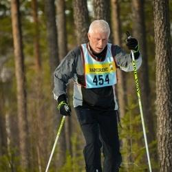 Skiing 90 km - Mikael Beltramo (4545)