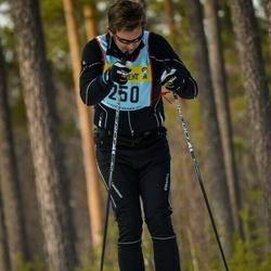 Skiing 90 km - Erik Pettersson (2505)