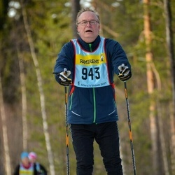 Skiing 90 km - Mats Fredriksson (9435)