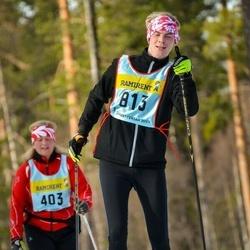 Skiing 90 km - Rickard Olsson (8135)