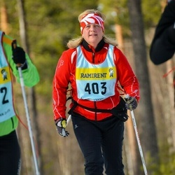Skiing 90 km - Christina Emilsson (4035)