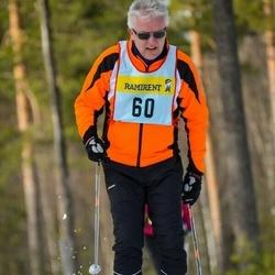 Skiing 90 km - Kjell Rotkirk (605)