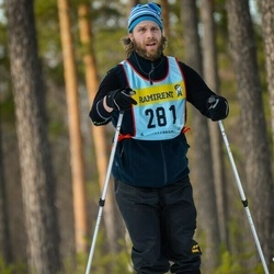 Skiing 90 km - Daniel Berggren (2815)