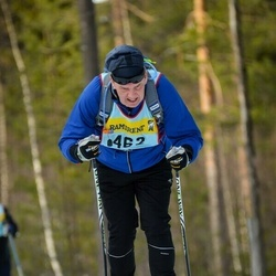 Skiing 90 km - Christer Thorsson (4625)