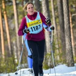 Skiing 90 km - Eva Mattson (11875)