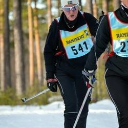 Skiing 90 km - Agneta Björklund (5415)