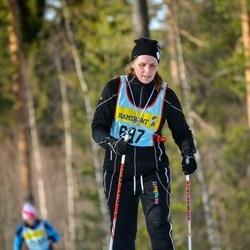 Skiing 90 km - Åsa Friedrichsen (6975)