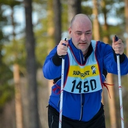 Skiing 90 km - Fredrik Rundgren (14505)