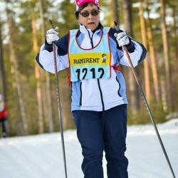 Skiing 90 km - Lena Kalander (12125)