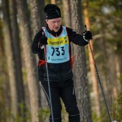 Skiing 90 km - Åke Geterud (7335)