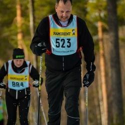 Skiing 90 km - Mattias Kindberg (5235)