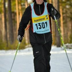Skiing 90 km - Anders Sörensson (13015)