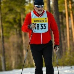 Skiing 90 km - Ulrich Zeil (16335)