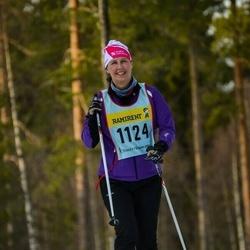 Skiing 90 km - Eva Eriksson (11245)