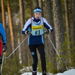 Skiing 90 km - Liv Åkerman (635)
