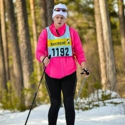 Skiing 90 km - Emelie Gustafsson (11925)