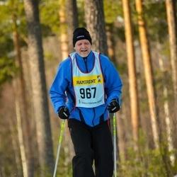 Skiing 90 km - Anders Olofsson (9675)