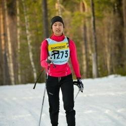 Skiing 90 km - Elisabeth Jonhansson (12735)