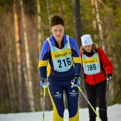 Skiing 90 km - Fredrik Järkenstedt (2165)