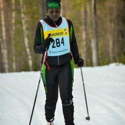 Skiing 90 km - Elizabeth Gomez (2845)